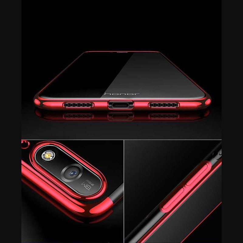 محافظ ژله ای BorderColor Huawei Y6 2018
