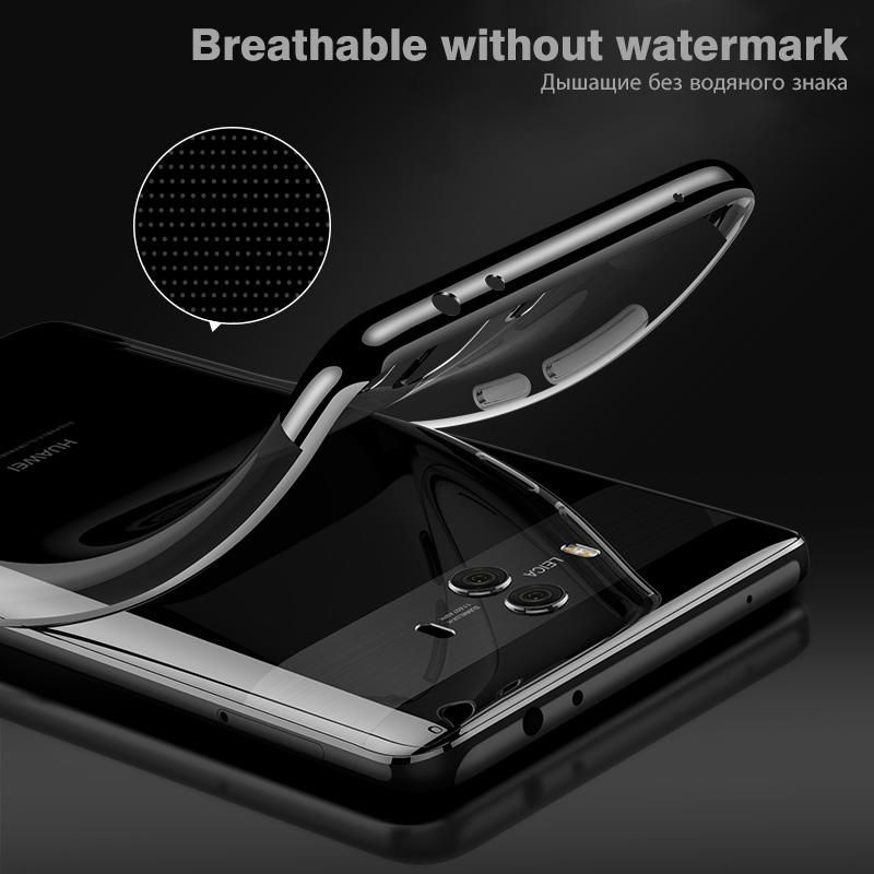 محافظ ژله ای BorderColor Huawei Mate 9