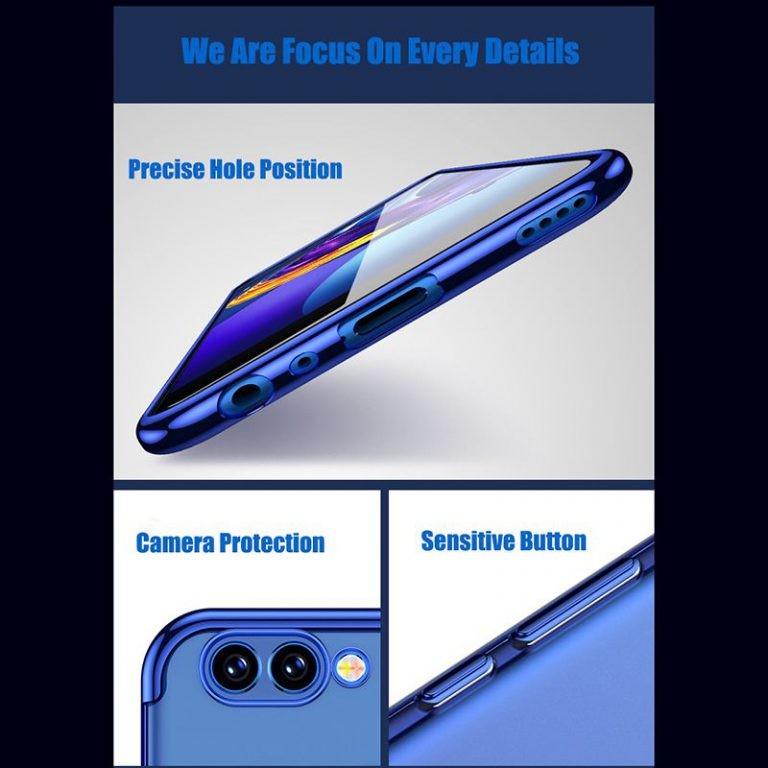 محافظ ژله ای BorderColor Huawei Nova 2 Plus