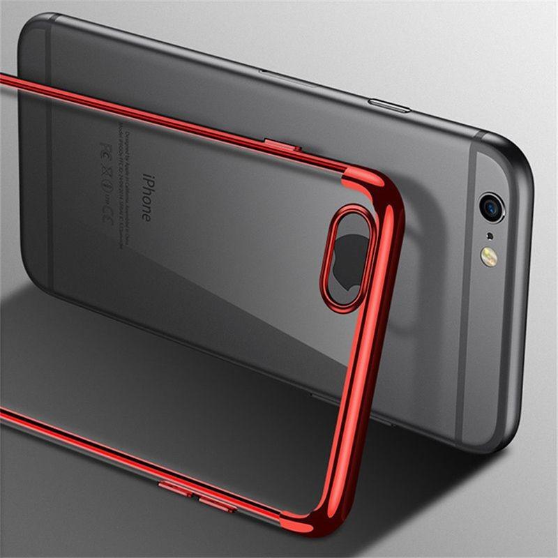 محافظ ژله ای BorderColor Apple iPhone 6 Plus