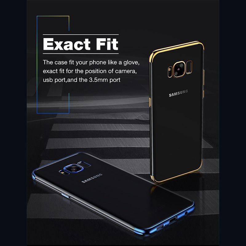 محافظ ژله ای BorderColor Samsung Galaxy J7 Prime
