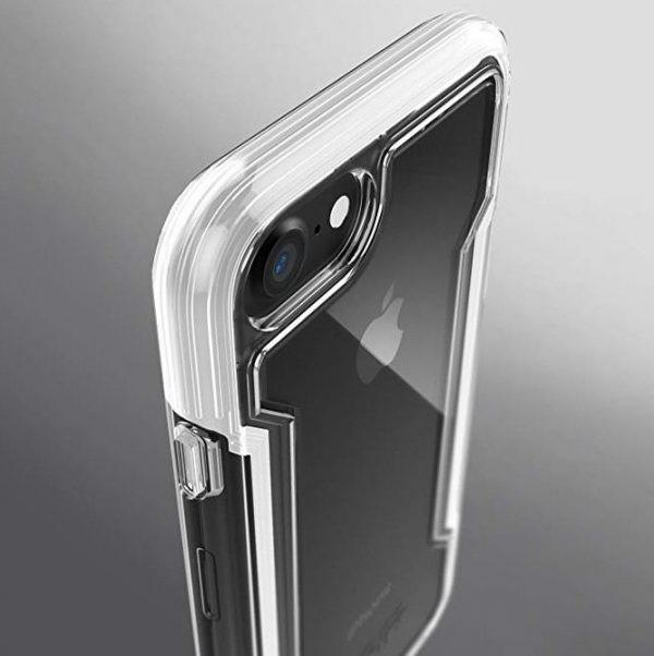 قاب محافظ x-doria defense crystal Apple iPhone 8