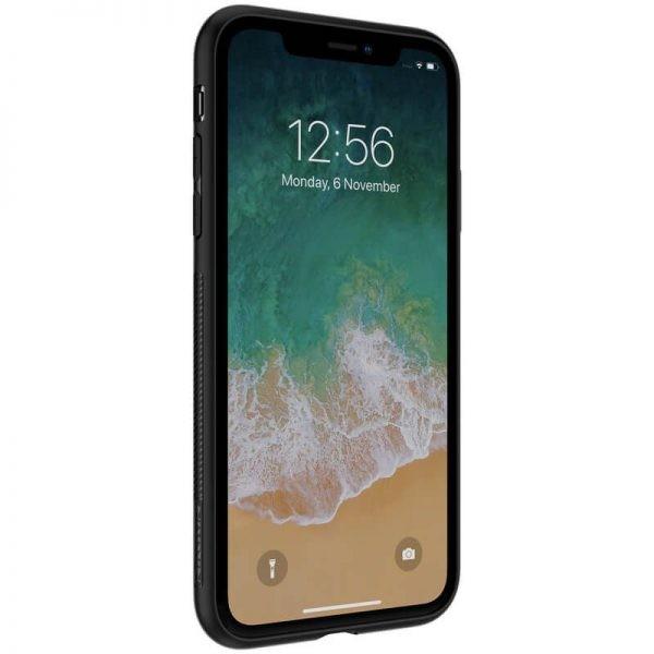 قاب محافظ Nillkin Synthetic Fiber Case Apple iPhone XS Max