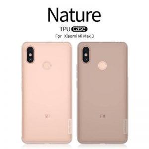 محافظ ژله ای Nillkin Nature TPU Xiaomi Mi Max 3