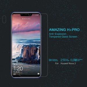 محافظ صفحه نمایش نیلکین H+ Glass Huawei Nova 3i