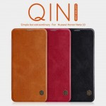 کیف چرمی نیلکین Qin Case Huawei Honor Note 10