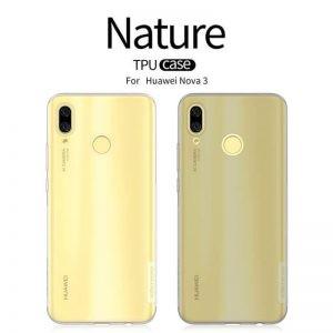 محافظ ژله ای Nillkin Nature TPU Huawei Nova 3i