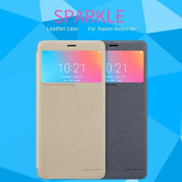 کیف نیلکین Sparkle Xiaomi Redmi 6A