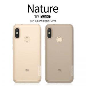 محافظ ژله ای Nillkin Nature TPU Xiaomi Redmi 6 Pro