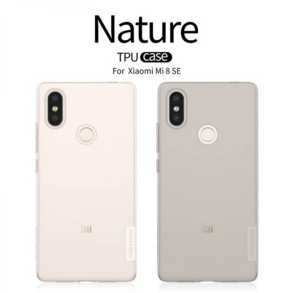 محافظ ژله ای Nillkin Nature TPU Xiaomi Mi 8 SE