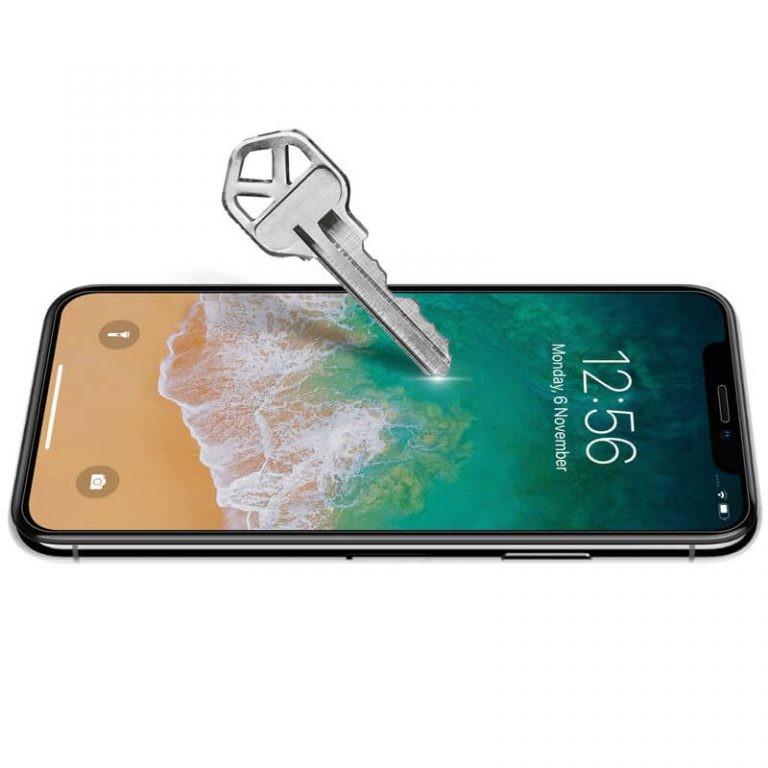 محافظ صفحه نمایش نیلکین H Glass Apple iPhone XS Max
