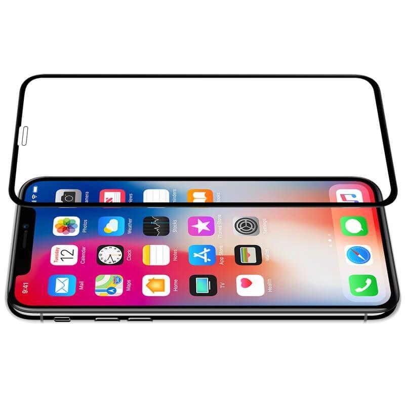 محافظ صفحه نمایش نیلکین XD CP+ Max glass Apple iPhone XS Max