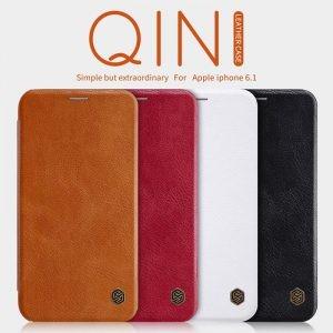 کیف چرمی نیلکین Qin Case Apple iPhone XR