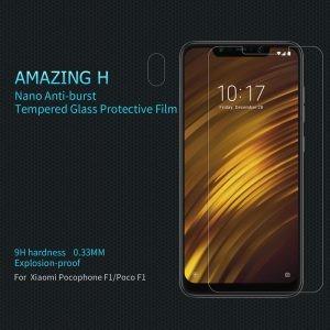 محافظ صفحه نمایش نیلکین H Glass Xiaomi Pocophone F1/ Poco F1