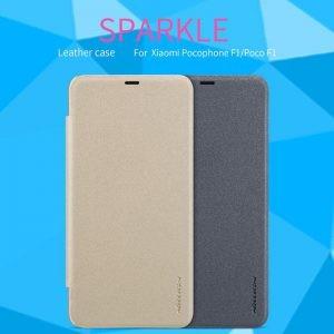 کیف نیلکین Sparkle Xiaomi Pocophone F1