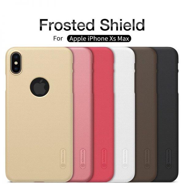 قاب نیلکین Frosted Case Apple iPhone XS Max