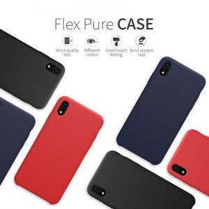 قاب محافظ نیلکین Flex PURE for Apple iPhone XR
