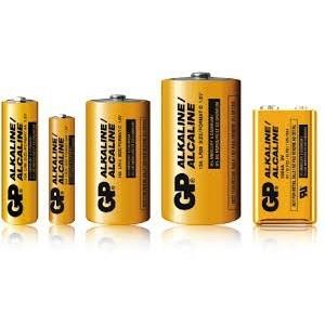 باتری آلکالاین و شارژر باتری