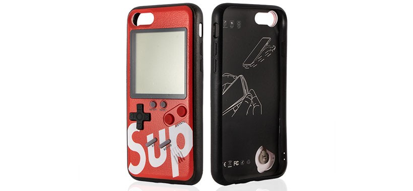 قاب آتاری CaseNerd SUP GameBoy iPhone 8