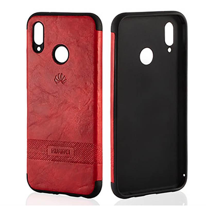 قاب محافظ چرمی Sibling Huawei P20 Lite/ Nova 3e