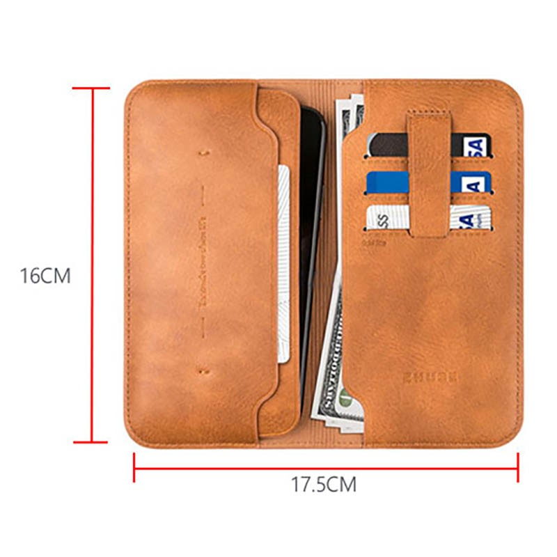 کیف چرمی Zhuse X Series Leather Bag Small