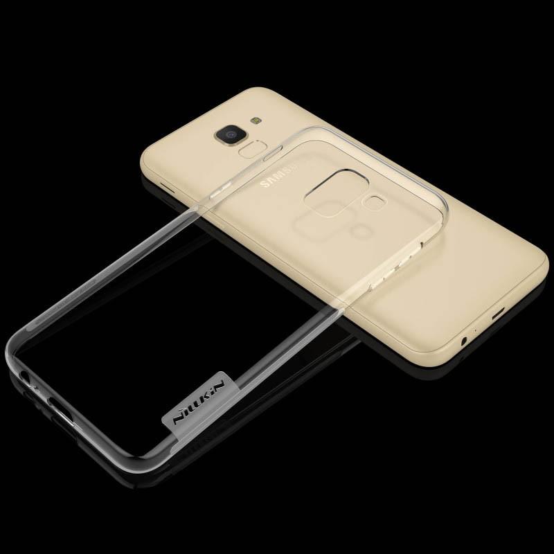 محافظ ژله ای نیلکین Nillkin Nature TPU Samsung Galaxy J6 2018