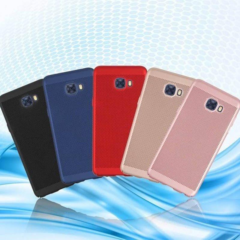 قاب سوزنی Hard Mesh for Samsung Galaxy C5 Pro