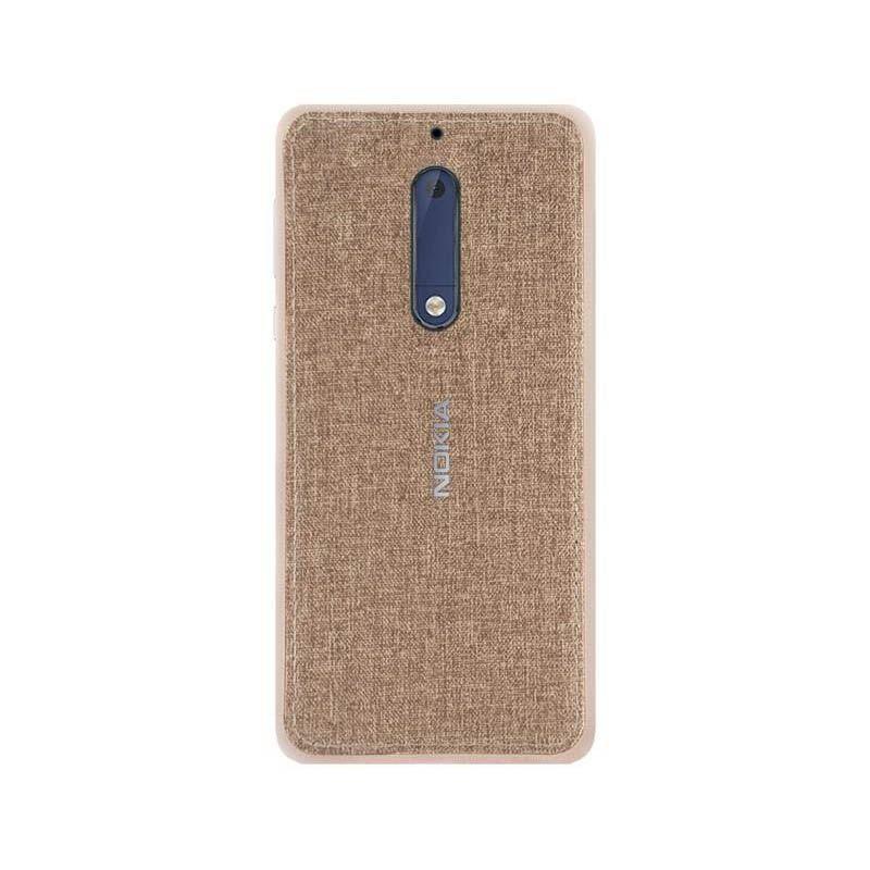 کاور Sview Cloth Nokia 5