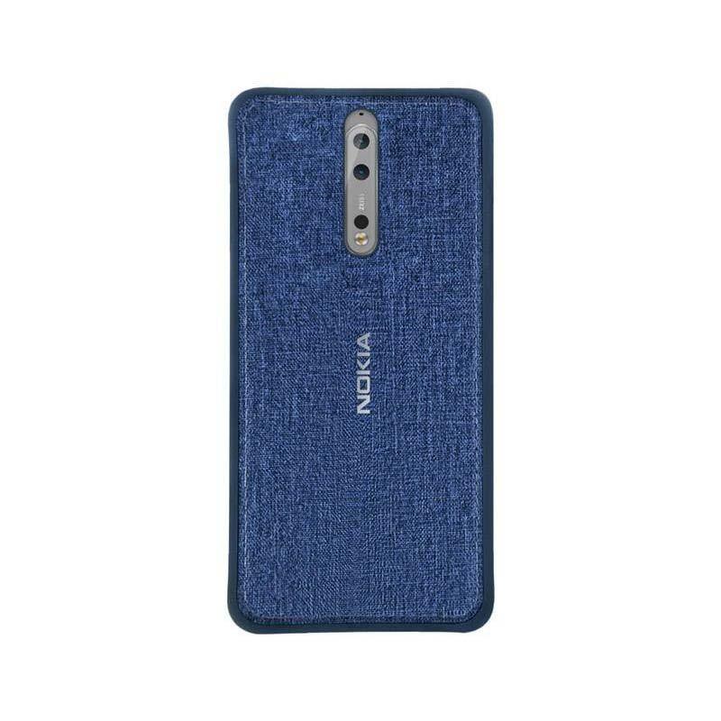 کاور Sview Cloth Nokia 8