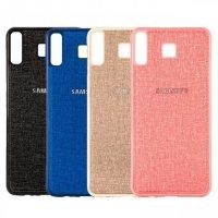 قاب محافظ طرح پارچه ای Protective Cover Samsung Galaxy A9 Star / A8 Star