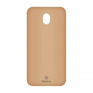 کاور ژله ای باسئوس مدل Soft Jelly مناسب برای گوشی موبایل سامسونگ Galaxy J7 Pro