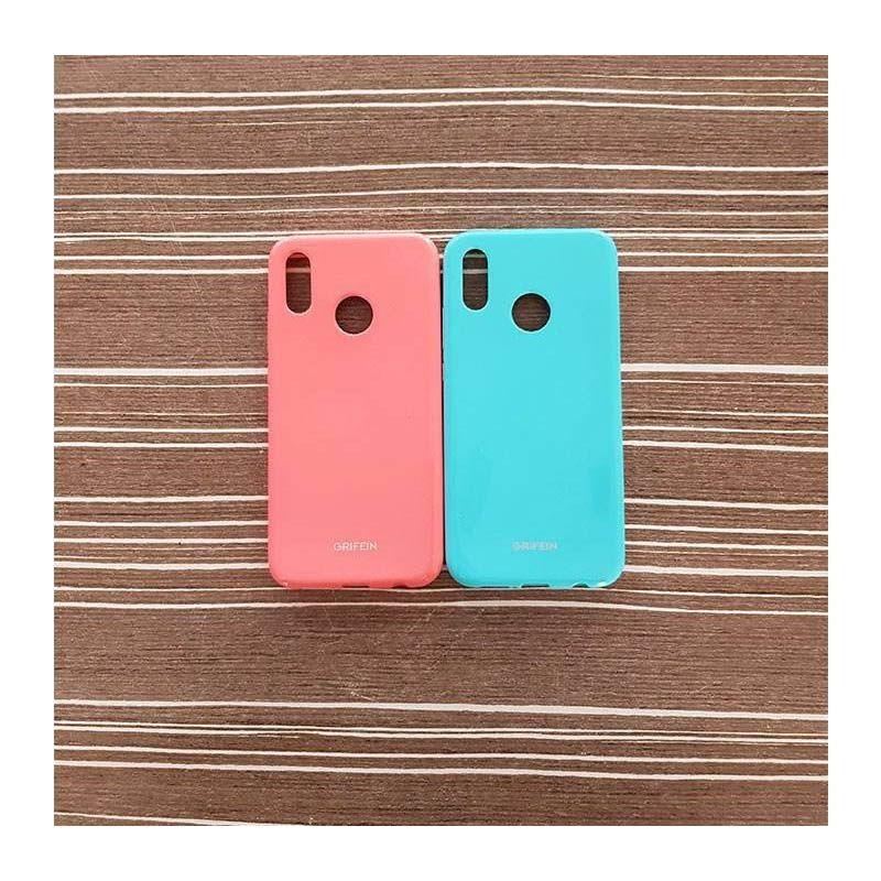 کاور ژله ای رنگی Huawei Nova 3e