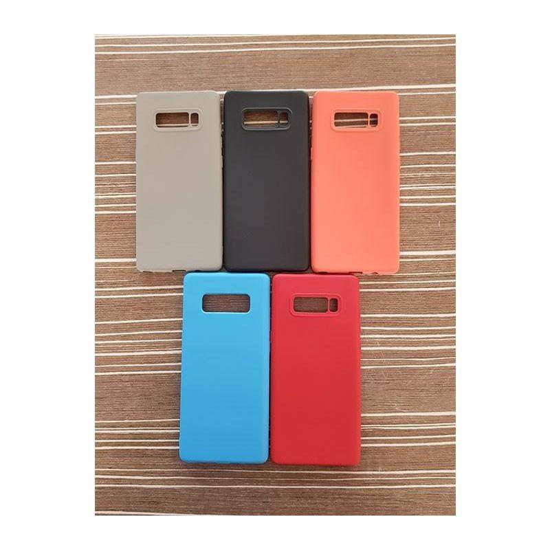 کاور ژله ای رنگی Samsung Galaxy Note 8