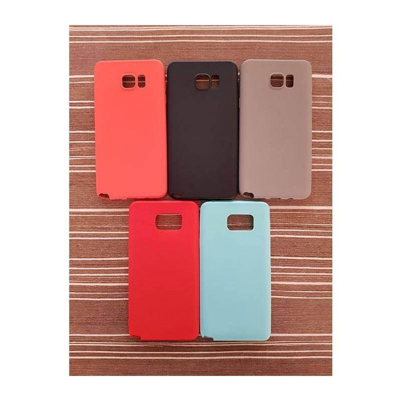 کاور ژله ای رنگی Samsung Galaxy Note 5