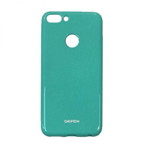 کاور ژله ای رنگی Huawei P Smart