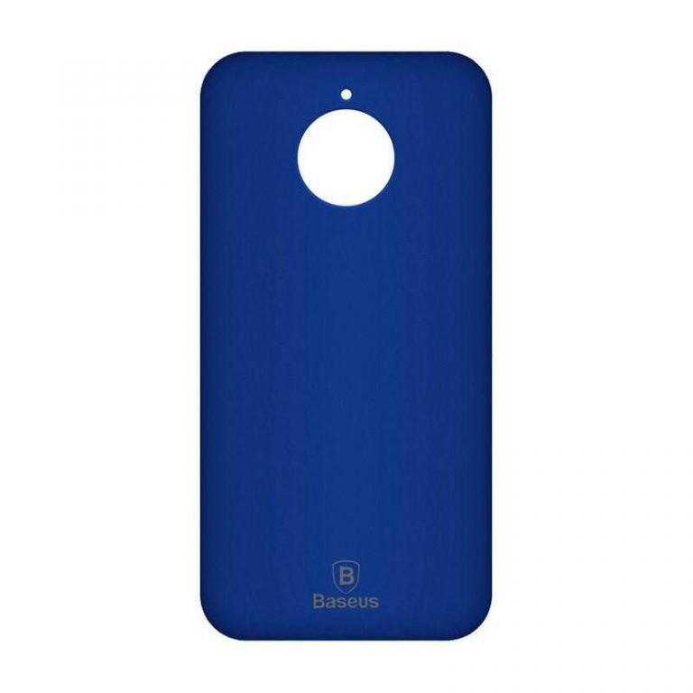 کاور ژله ای رنگی Motorola Moto E4 Plus