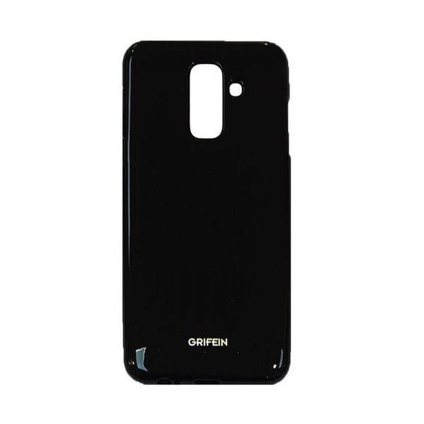 کاور ژله ای رنگی Samsung Galaxy A6 Plus 2018