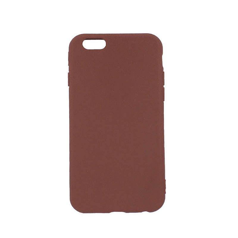 کاور ژله ای رنگی Fashion Case Apple iPhone 6
