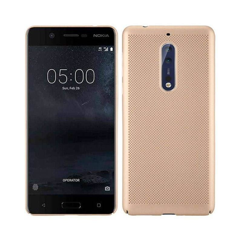 قاب سوزنی Hard Mesh for Nokia 8