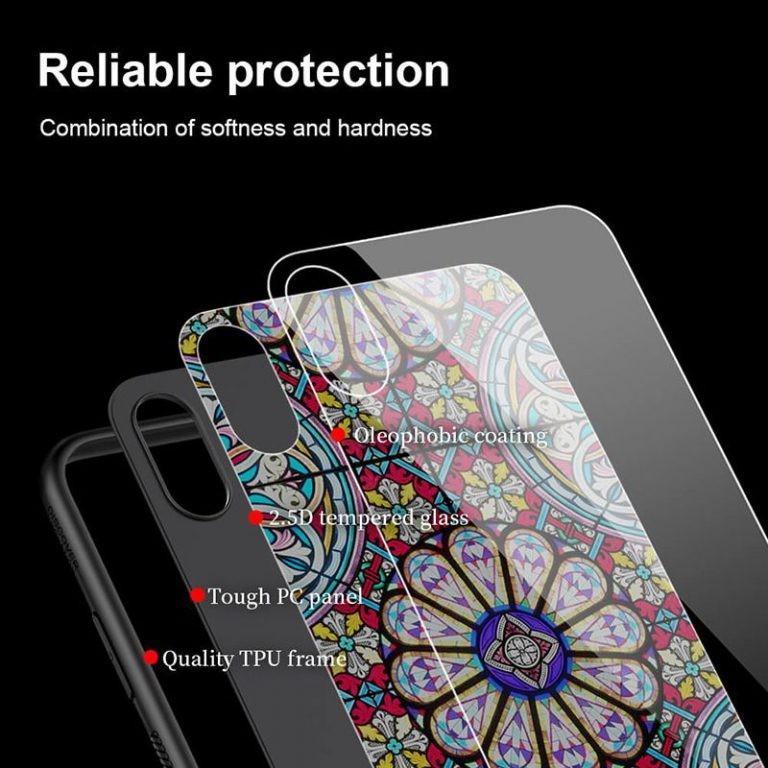 محافظ Nillkin Dreamland for Apple iPhone XS Max