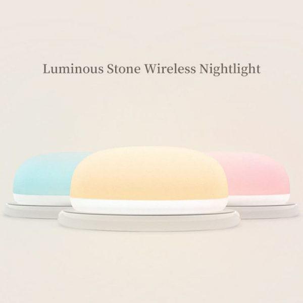چراغ خواب Nillkin Luminous Stone Wireless QI