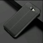 قاب ژله ای طرح چرم Auto Focus Jelly Case Samsung Galaxy J2 Prime
