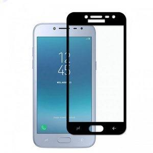 محافظ صفحه نمایش تمام چسب با پوشش کامل Samsung Grand Prime Pro / J2 Pro 2018