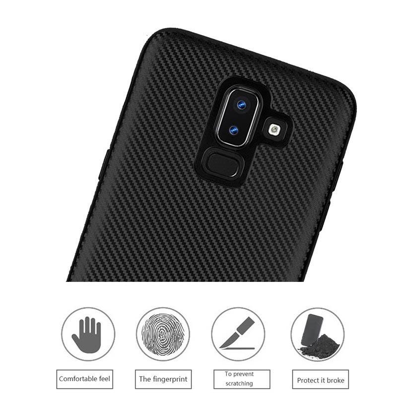 قاب محافظ ژله ای Haimen برای Samsung Galaxy J8 2018