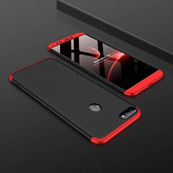 قاب محافظ با پوشش 360 درجه Huawei Y7 Prime 2018 Full Cover