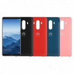 قاب محافظ رنگی سیلیکونی Silicone Cover Huawei Mate 10 Pro