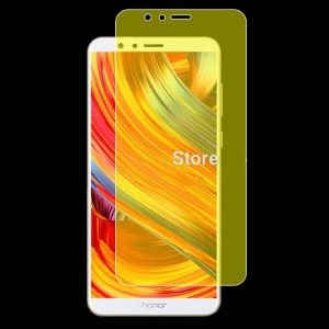 برچسب محافظ صفحه نمایش با پوشش کامل تمام چسب Vmax Screen Shield Huawei Honor 7X
