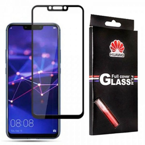 محافظ صفحه نمایش تمام چسب با پوشش کامل Huawei Mate 20 Lite