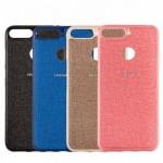 قاب محافظ طرح پارچه ای Protective Cover Huawei Honor 7C / Enjoy 8