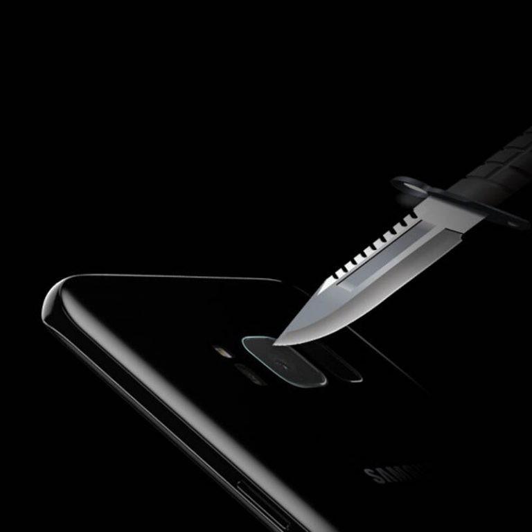 محافظ لنز دوربین Camera Lens Glass برای Samsung Galaxy S9